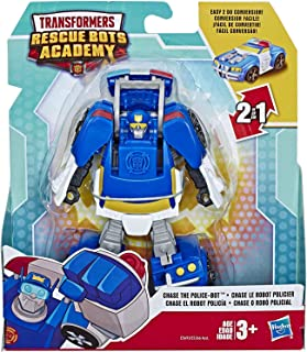 Transformers Rescue Bots Academy Chase Police Car 4.5