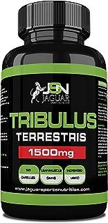 JSN Tribulus Terrestris 95% Saponins 120 Capsules - Quality