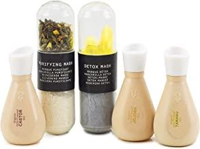 Oleum Vera - DIY Organic Beauty Kit - Detox Face Serums + FREE Detox Masks