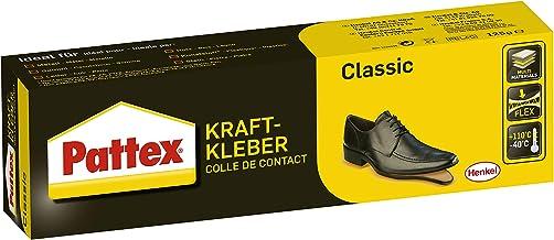 Pattex Classic Kraftlijm, extreem sterke lijm voor de hoogste sterkte, universele lijm voor universeel gebruik, hittebeste...