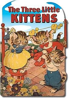 The Three Little Kittens (Shape Books)