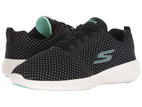 Blue 600 Run Light Black AquaNavy Go 15082 SKECHERS 0qAHW