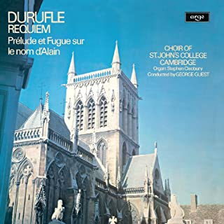 Amazoncom Durufle Requiem