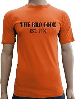 T-Shirt Damen Bro Code Chuck Homeboy Sheldon Cook The Big Bang Theorie HIMYM