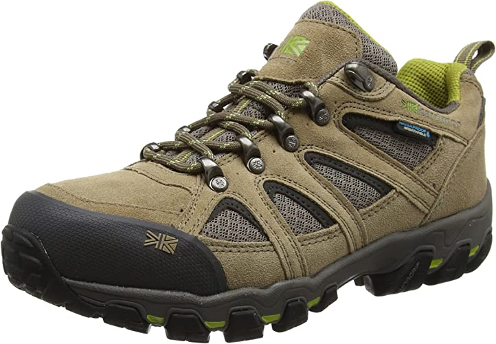 Karrimor Bodmin Low 5 Ladies Weathertite UK 3, Chaussures de Randonnée Basses Femme