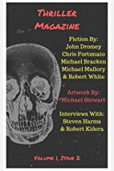 Thriller Magazine (Volume 1, Issue 2) Kindle Edition