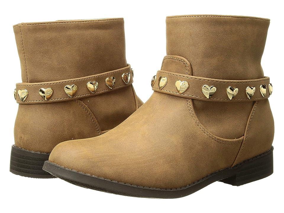 MICHAEL Michael Kors Kids Emma Melo (Little Kid/Big Kid) (Caramel) Girls Shoes