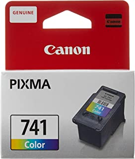 Canon CL-741 FINE Cartridge, Color Ink