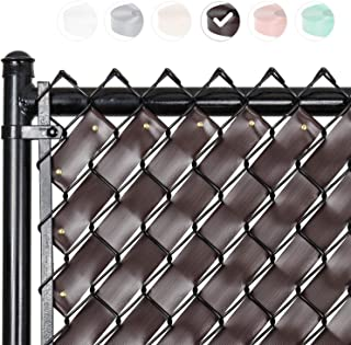 Best Fenpro Chain Link Fence Privacy Tape (Chocolate Brown) Review