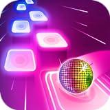 Free Magic Music Tiles Neon Color Ball Hop Game! EDM Rush Dancing Ball Run Forever