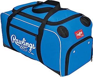 Rawlings Covert Player Duffle Bag, Scarlet
