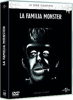 La Familia Monster (TV) - Temporadas 1-2 [DVD]