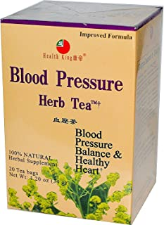Health King Medicinal Tea Blood Pressure