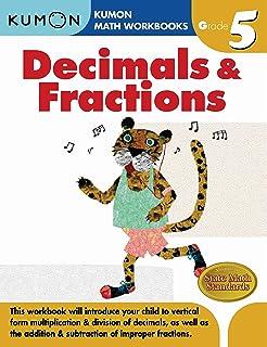 Grade 5 Decimals and Fractions