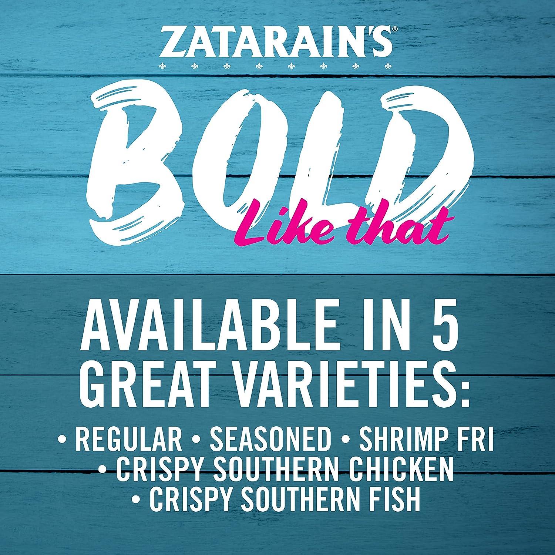 Zatarain's Shrimp Fri, 25 lbs