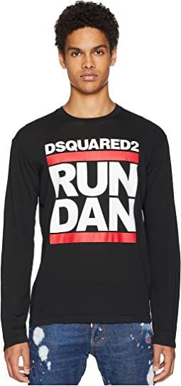 Run Dan Long Sleeve T-Shirt