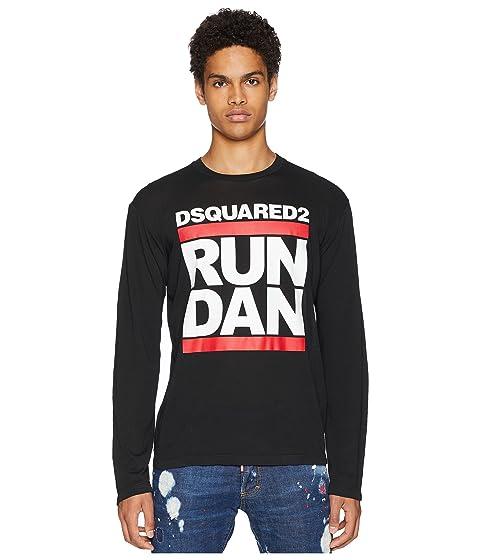 DSQUARED2 Run Dan Long Sleeve T-Shirt