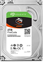 Seagate FireCuda 2TB Solid State Hybrid Drive Performance SSHD – 3.5 Inch SATA 6Gb/s..