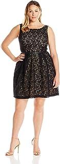 Single Dress Women's Plus Size Melinda Lace Dress