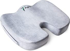 Explore tailbone pain relief cushions for beds