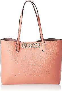 GUESS Women's Tote Bag, Peach - VG730123