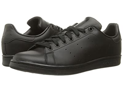 adidas Originals Stan Smith (Black 1/Black 1/Black 1) Men