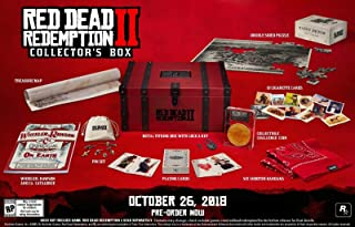 Best red dead collectors box Reviews