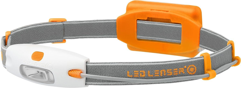 LED Lenser NEO LED Headlamporange