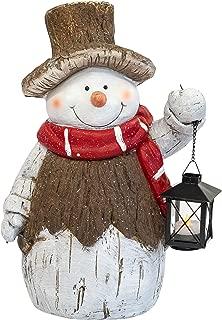 snowman outside decorations