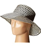 BCBGMAXAZRIA - Oversized Straw Bucket Hat