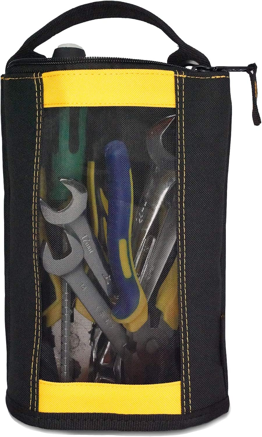 MELOTOUGH Canvas Zipper Tool Pouch Price reduction Bag -Fastener bag with Same day shipping