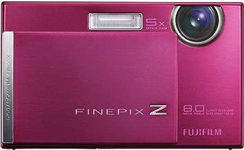 Fujifilm Finepix Z100fd 8MP Digital Camera with 5x Optical Image Stabilized Zoom (Pink)