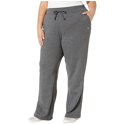 Champion Plus Powerblend(r) Pants (Granite Heather) Women