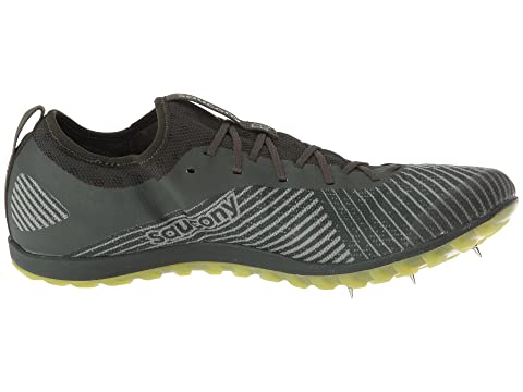 Saucony Cédrat Havok pour courses Blackgreen les Xc2 Faire q0t76Bwz