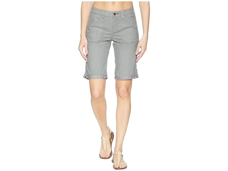 Toad&Co Touchstone Shorts 11 (Smoke) Women