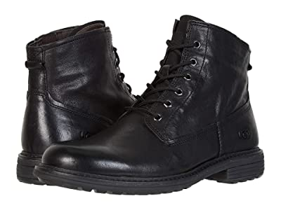 UGG Morrison Lace-Up Boot (Black) Men