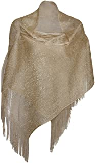 Vijiv Women's 1920s Gatbsy Vintage Shawl Wrap For Bridal Prom Wedding Party Evening Dresses