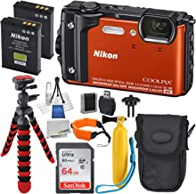Nikon COOLPIX W300 Digital Camera with Deluxe Accessory...