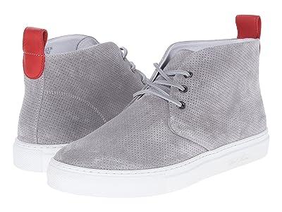 Del Toro High Top Chukka Sneaker (Grey Perf) Men