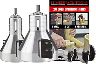 "product image for Lumberjack Tools 1"" & 2"" Industrial Starter Kit, Premium Set (ISK2N)"