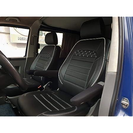 Pokter Alc T5 Multivan 7 Sitzer Maßgefertigte Sitzbezüge Gt Grün Auto