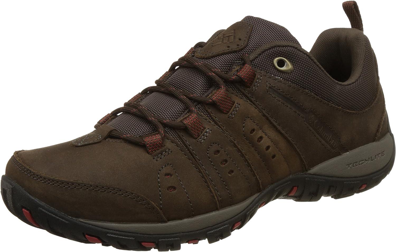 Columbia Men's Casual shoes, WOODBURN PLUS II