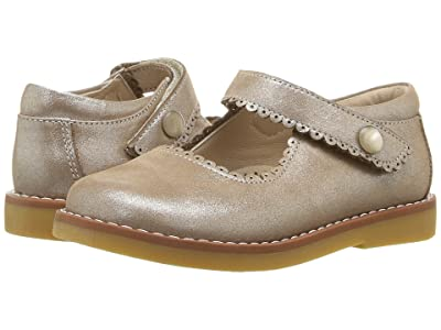 Elephantito Mary Jane (Toddler/Little Kid) (Suede Blush) Girl