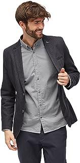 Tom Tailor Hooded jacket true dark blue