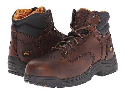 Timberland PRO TiTAN(r) 6 Composite Toe (Camel Brown) Men