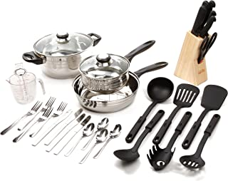 Best gibson pots and pans Reviews