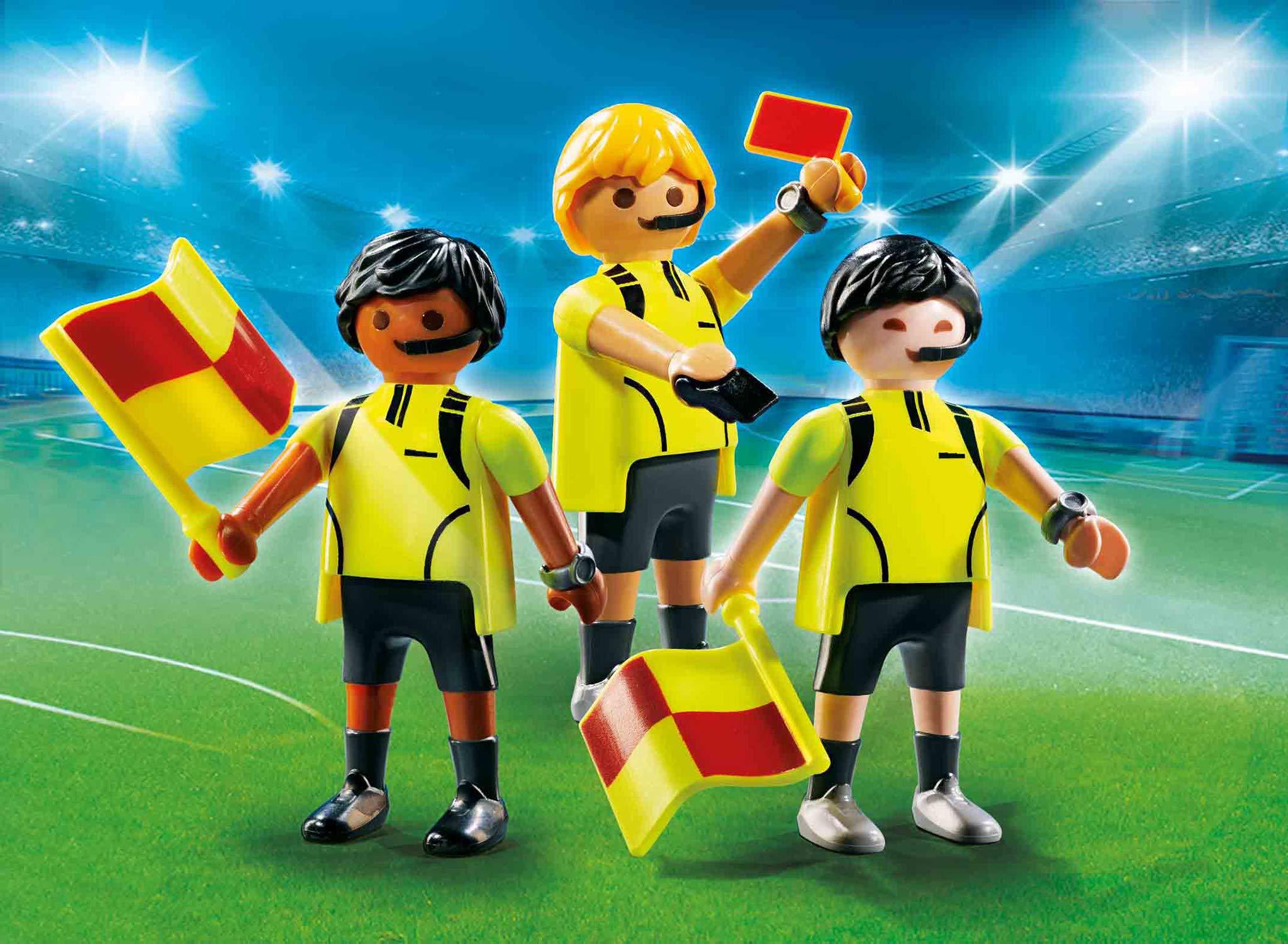 PLAYMOBIL-Árbitros (70246): Amazon.es: Juguetes y juegos