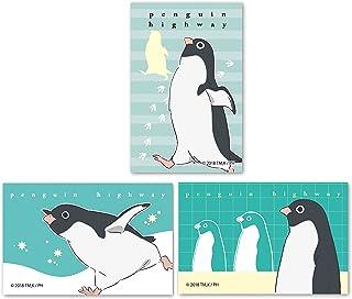 ペンギン・ハイウェイ Penguin highway BIGスクエア缶バッチ / 3種セット