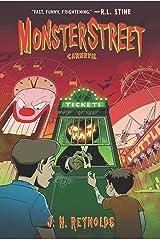 Monsterstreet #3: Carnevil Kindle Edition