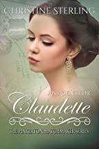 An Agent for Claudette (The Pinkerton Matchmaker Book 4)